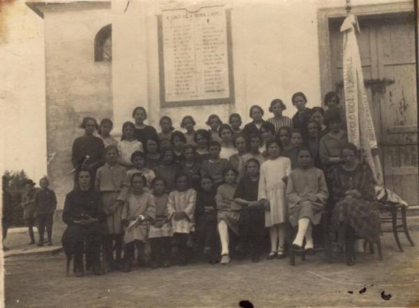 circolo giovanile femminile 1920